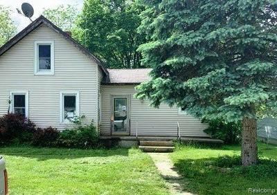 Eaton Rapids Single Family Home For Sale: 904 Grove St