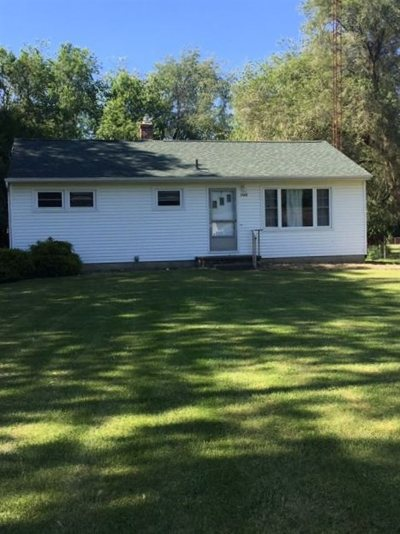 Lenawee County Single Family Home Contingent - Financing: 1068 Moore Rd