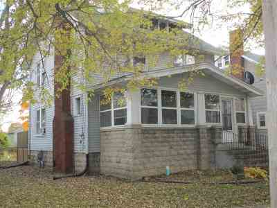 Lenawee County Single Family Home For Sale: 171 S McKenzie Street
