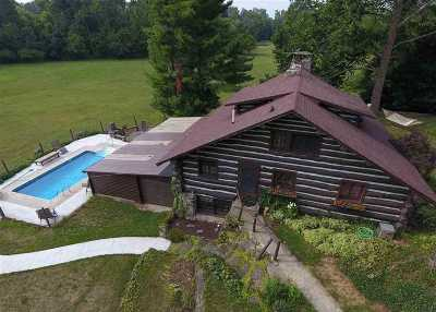 Lenawee County Single Family Home For Sale: 5789 Sand Creek Highway