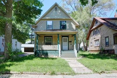 Jackson Single Family Home For Sale: 1028 Woodbridge St