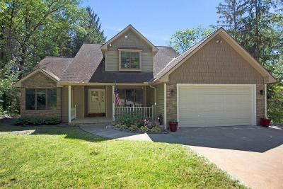 Chelsea Single Family Home Contingent - Financing: 10617 Roepke Rd