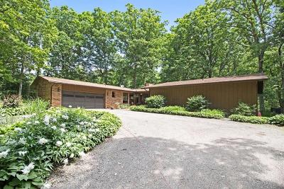 Dexter Single Family Home For Sale: 7400 Dexter Townhall Rd