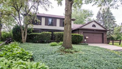 Ann Arbor Single Family Home Contingent - Financing: 2862 N Baylis Dr