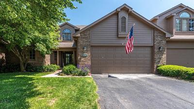 Ann Arbor Condo/Townhouse For Sale: 4726 Bayberry Cir