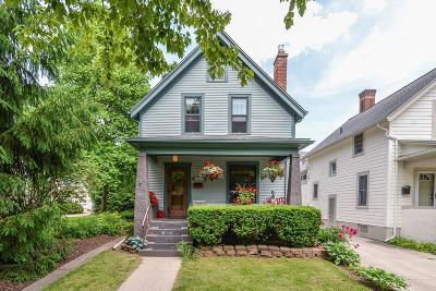 Ann Arbor Single Family Home For Sale: 1225 Olivia Ave