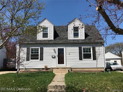 Ann Arbor Single Family Home For Sale: 2008 Alice St