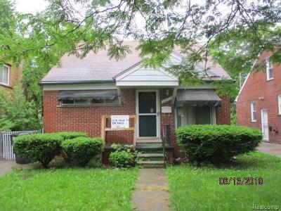 Single Family Home For Sale: 12692 Virgil St