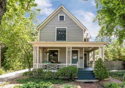 Ann Arbor Single Family Home For Sale: 315 Eighth St