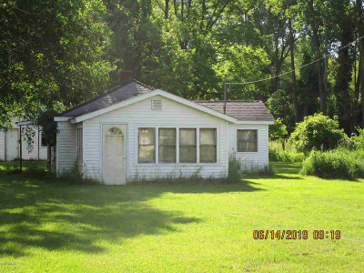 Albion Single Family Home For Sale: 12901 27 Mile Rd