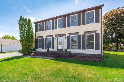 Lake Orion Single Family Home For Sale: 2991 Cedar Key Dr