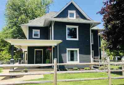 Lenawee County Single Family Home For Sale: 307 Franklin