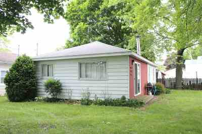 Lenawee County Single Family Home For Sale: 2363 Elm Park