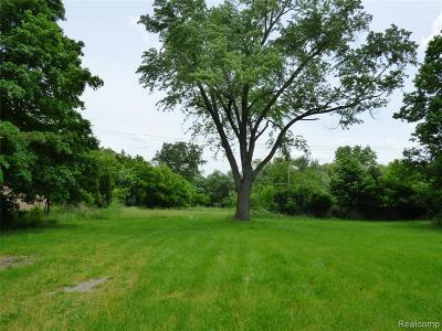 Farmington Hill Residential Lots & Land For Sale: 21104 Gill