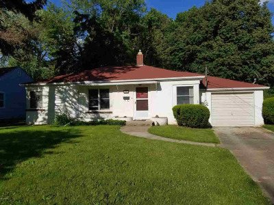 Coldwater Single Family Home For Sale: 102 Balfour Dr