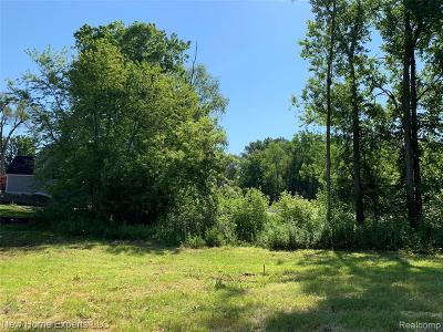 Residential Lots & Land For Sale: 2230 Briar Ridge
