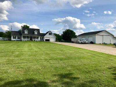 Jackson County Single Family Home For Sale: 14551 Buss Rd