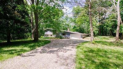 Ann Arbor Single Family Home For Sale: 2824 Laurel Hill Rd