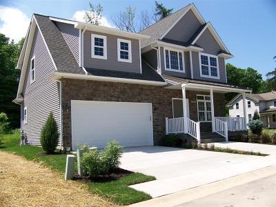 Ann Arbor Condo/Townhouse For Sale: 2370 Earl Shaffer Ct