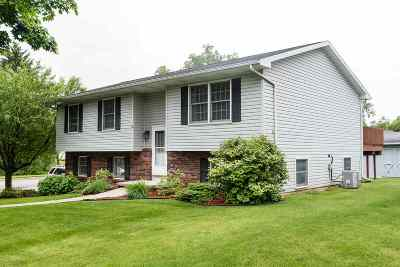 Lenawee County Single Family Home Contingent - Financing: 576 S Scott