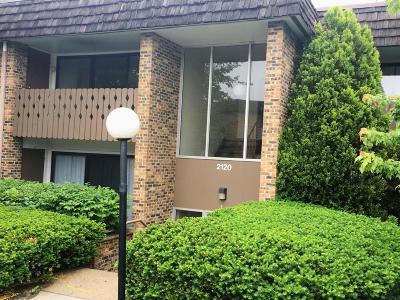 Ann Arbor Condo/Townhouse Contingent - Financing: 2120 Pauline Blvd
