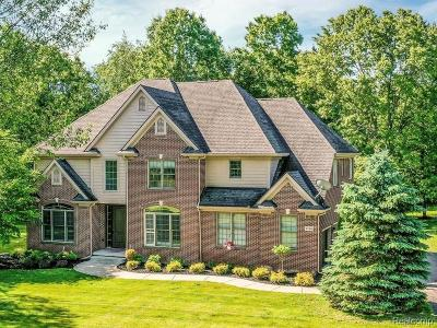 Milford Single Family Home For Sale: 2136 Wildflower Ln