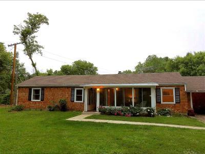Ann Arbor Single Family Home For Sale: 5155 Pontiac Trail
