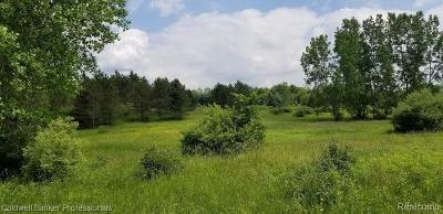 Residential Lots & Land For Sale: 5893 Hunt Club Farms Dr