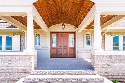 Ann Arbor Single Family Home For Sale: 4220 N Territorial Rd