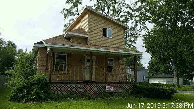 Single Family Home For Sale: 223 N Bates