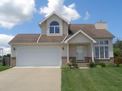 Single Family Home Contingent - Financing: 7507 Wadding Dr