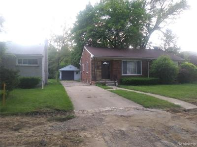 Residential Lots & Land For Sale: 7401 Gratiot Ave