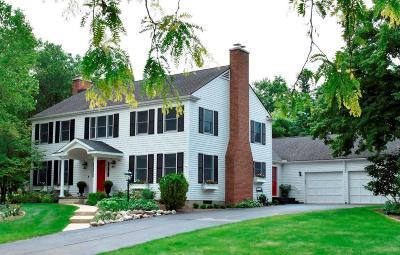 Ann Arbor Single Family Home For Sale: 3890 Waldenwood Dr