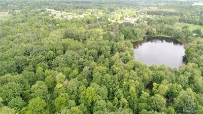 Residential Lots & Land For Sale: Imlay City Rd