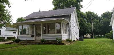 Lenawee County Single Family Home For Sale: 423 W Cummins