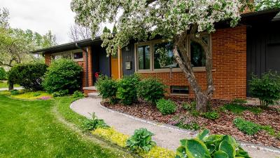 Ann Arbor Single Family Home For Sale: 1818 Winsted Blvd