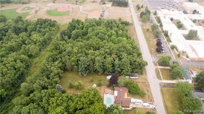 Adrian MI Residential Lots & Land For Sale: $69,900