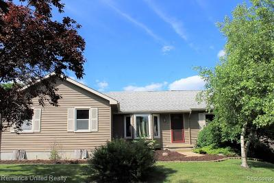 Mason Single Family Home For Sale: 2455 Hawley Rd