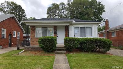Single Family Home For Sale: 7252 Timken Ave