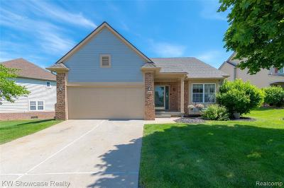 Novi Condo/Townhouse For Sale: 30942 Tanglewood Dr