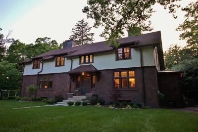 Washtenaw County Single Family Home For Sale: 1020 Ferdon Rd