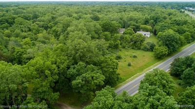 Ypsilanti MI Residential Lots & Land For Sale: $300,000