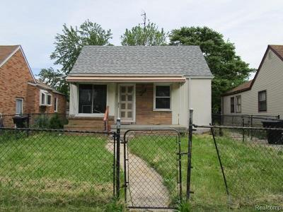 Single Family Home For Sale: 3571 S Electric St