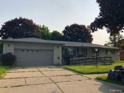 Single Family Home For Sale: 60 Diehl Dr