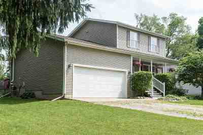 Lenawee County Single Family Home For Sale: 1217 Church