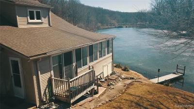 Lenawee County Single Family Home For Sale: 44 Kilkenny Dr