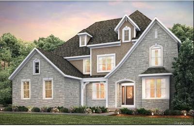 Canton Single Family Home For Sale: 8728 Elmont Cir