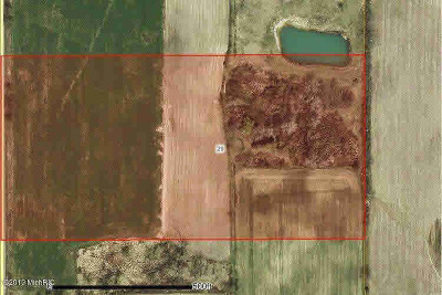 Pittsford MI Residential Lots & Land For Sale: $69,900