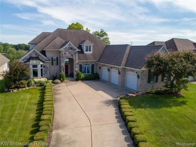 Wixom Single Family Home For Sale: 2063 Medina Dr