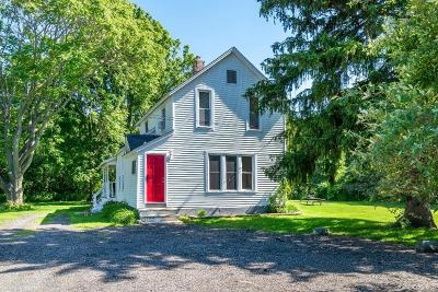 Chelsea Single Family Home For Sale: 13600 E Old Us Highway 12